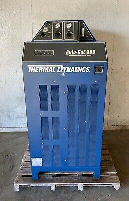 Thermal Dynamics Auto-cut 300 Automated Plasma Cutting System Cnc Cutter W Parts