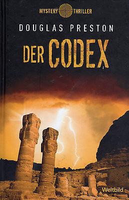 DER CODEX - Douglas Preston BUCH - WELTBILD MYSTERY EDITION