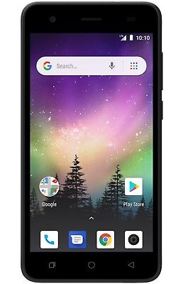 Coolpad Illumina 3310A Sprint Gray 8GB Smartphones 9/10