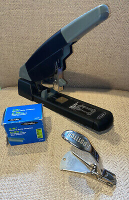 Swingline 90002 High Capacity Heavy Duty 210 Sheet Stapler - Staples And Puller