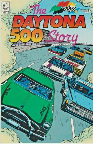 DAYTONA 500 STORY #1  ONE-SHOT   VORTEX COMICS  1991  NICE!!!