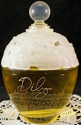Used, Vintage Laura Ashley DILYS Glass Store Display Factice Dummy Perfume Bottle for sale  Shipping to Canada