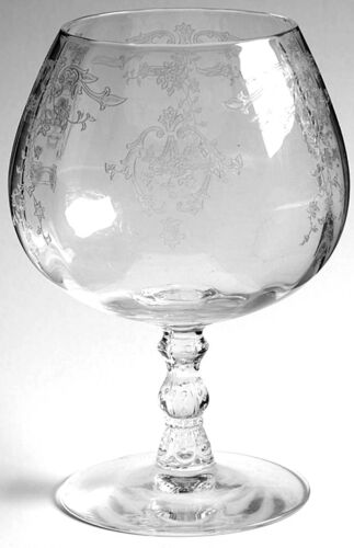 Lenox Crystal NAVARRE (CLEAR) Brandy Glass BEST More Items Available