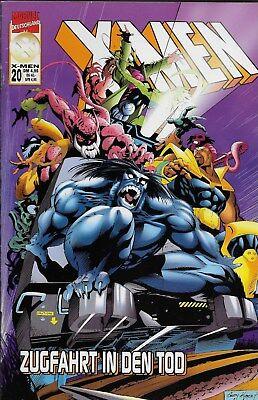 X-Men (1. Serie) Nr.20 / 1998 Panini Comics