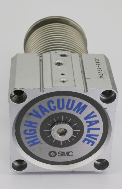 12774 SMC HIGH VACUUM VALVE XYD-80K-M9PA