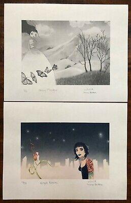 LIM.EDIT by Jason Becker/'s Niece Sarah Art Print ASCENSION 11X14Inches