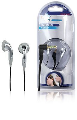 HQ STEREO IN-EAR OHRHÖRER NEU 20 - 20000 Hz 60 mW MP3 Player Iphone MP4 TV PC ()