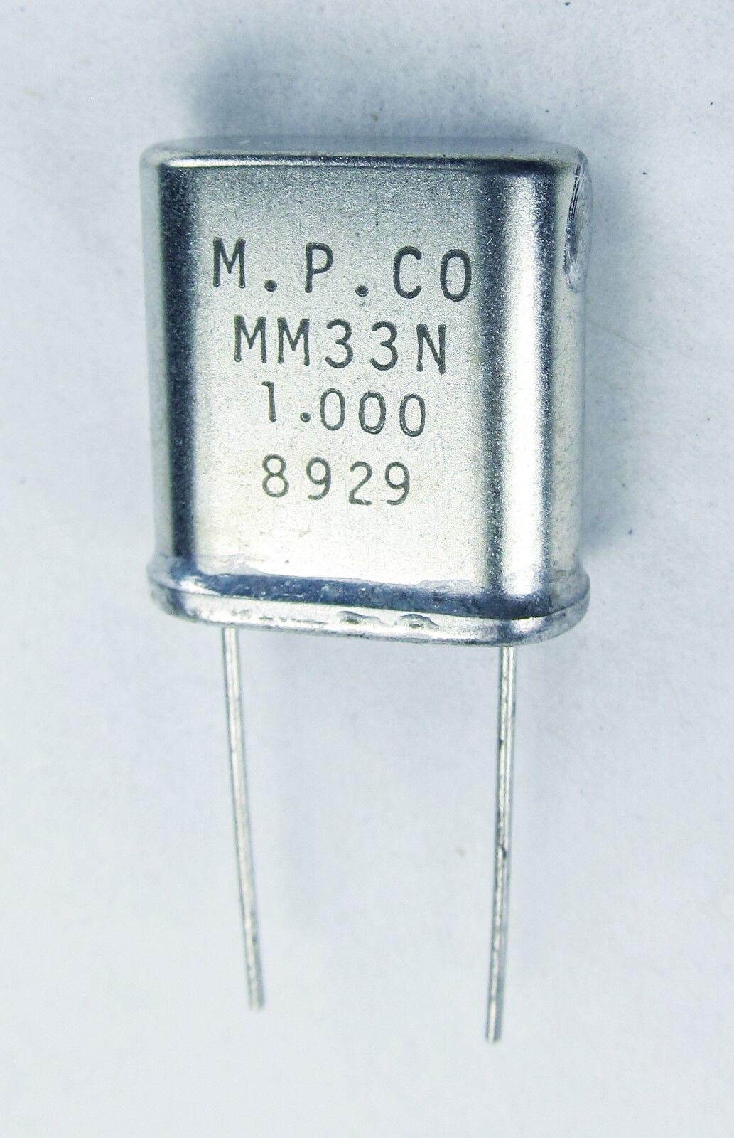 X1G004481005012 Crystal Oscillator 2.048 MHz CMOS 15pF 4-Pin 7 x 5 x 1.3mm
