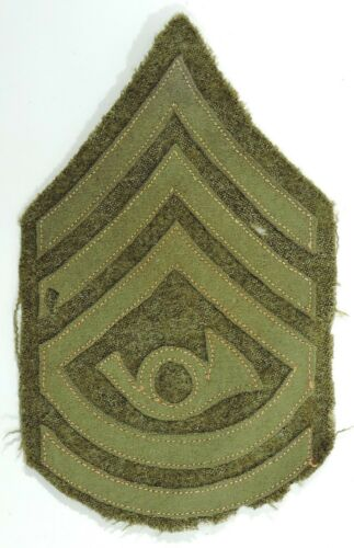 WWI Army Band Leader Chevron