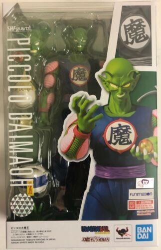S.H.Figuarts Piccolo Daimao King Dragon Ball Action Figure Bandai New In Stock