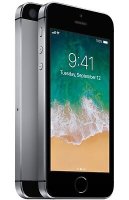 Apple iPhone SE 64GB GSM Unlocked AT&T / T-Mobile 4G...