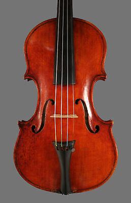 Musical Instruments (pre-1930) A Beautiful Fine Old Violin Labeled Antonio Guadagnini Torino 1879