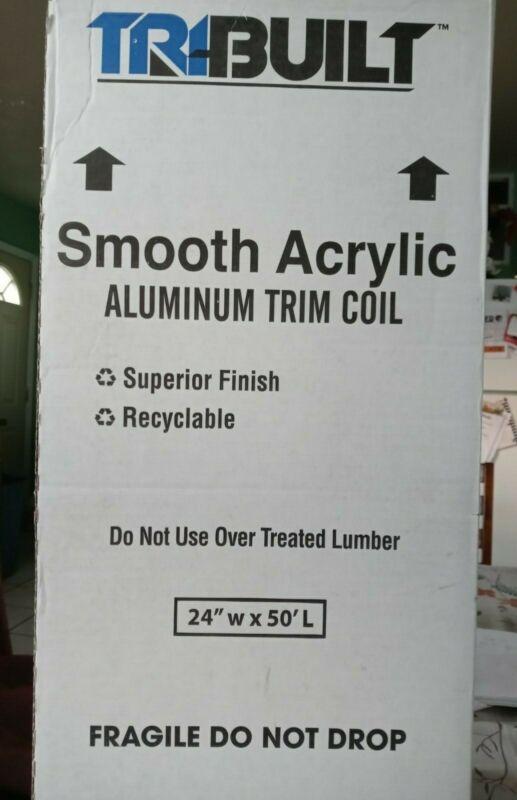 """Tribuilt -Aluminium Trim Coil- 24""""W x50"""