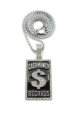 New Cash Money Records Pendant With 20