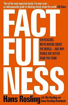 Factfulness  How To Really Understand The Modern World By Rosling  Hardcvr Bk