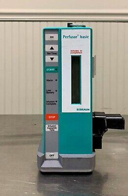 Braun Perfusor Basic Space Syringe Pump