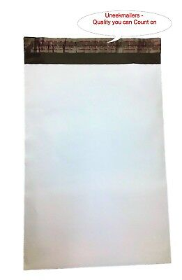 100 5x7 Poly Mailer Plastic Shipping Mailing Bag Envelopes Polybags Polymailer
