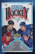 NHL Cards Box