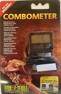 Exo Terra Digital Combo Thermo-Hygrometer