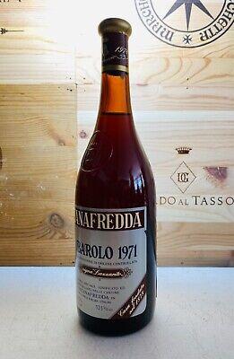 1971 FONTANAFREDDA BAROLO cru RISERVA VIGNA LAZZARITO