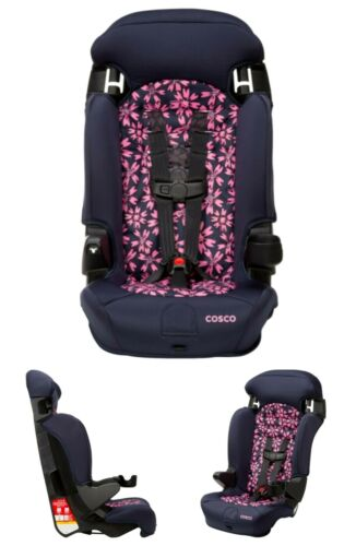 Convertible Car Seat, Safety Booster Baby Toddler Cosco Travel Chair Girls 2in1