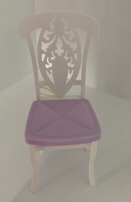 MATTEL BARBIE DOLL CHAIR 2007 MY HOUSE REPLACEMENT DINING TABLE CHAIR