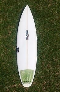 "JS Lowdown 5'11"" shortboard Terrigal Gosford Area Preview"