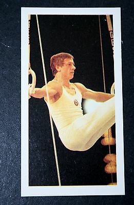 Gymnastics  Andrianov   USSR  Photo Card  VGC