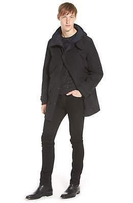 Reversible Anorak (NEW Michael Kors Men's Oxford Reversible Anorak Jacket Sz L $375)
