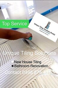 Unique Tiling Solutions ( Easy tilling with us )