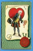 Old Valentine Postcards