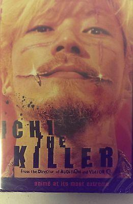 Ichi The Killer  Dvd     Both Anime And Live Action Movie Combo    English Audio