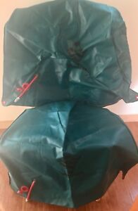 Voyager Flotation Bags (2) for a Canoe - Ex. Condition