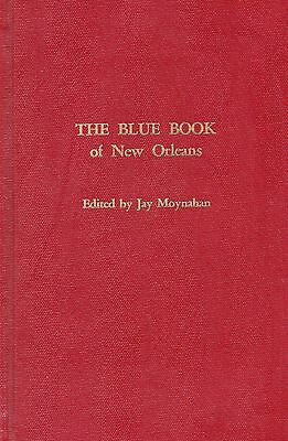 Storyville  New Orleans The Blue Book Prostitute Guide Limited Edition Of 500