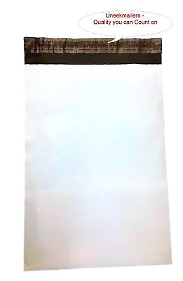5x7 Poly Mailers Shipping Envelope Plastic Bags 1.7 Mil 1 100 200 500 1000
