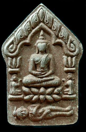 Thai Amulet-Phra Kun Pan Prai Kumaan-Prai Kaew Na Oak Tak Version-powder-KP 5