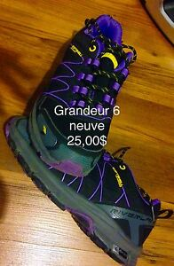 Chaussure divers