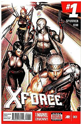X-Force No.1 / 2014 All-New Marvel Now!