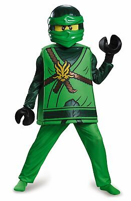 Lloyd Ninjago Kostüm von Lego® - Lloyd Lego Ninjago Kostüm