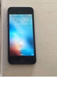 iPhone 5(S)16 gb unlocked (in excellent condition Parramatta Parramatta Area Preview