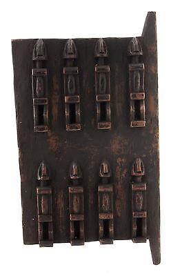 Door Dogon of Attic in Mil Mali 50x 28 cm Art African 1068 Gar