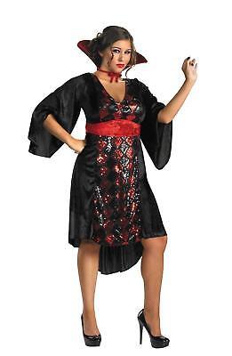 Vampira Vixen Plus Size Adult Costume