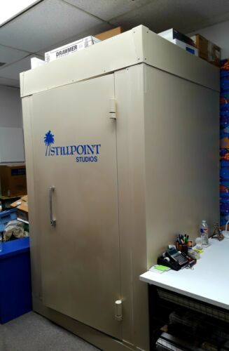 Acoustic systems RE-141 SOUND ISOLATION Booth