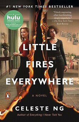 Little Fires Everywhere. A novel by Celeste Ng [P.D.F]