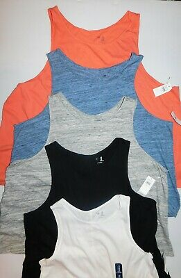 GAP Cotton Tank Top XS, S, M, L, XL, 2XL
