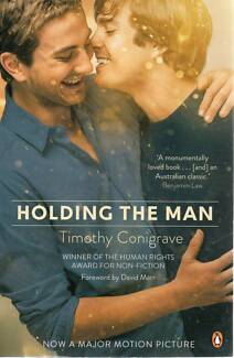 HOLDING THE MAN-TIMOTHY CONIGRAVE PAPERBACK VGC CAN POST