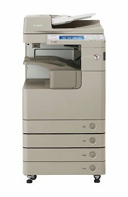 Canon Imagerunner 4235 Copier Printer Scanner Finisher 35ppm Low Meter