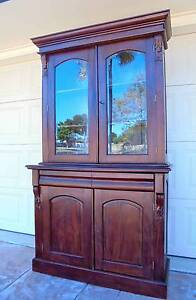 Beautiful Solid Wooden 2Metre High 4 Door Buffet/Hutch Rothwell Redcliffe Area Preview