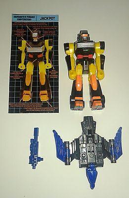 Vintage Transformers Figurine : Jackpot
