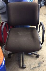 Office chair - brown